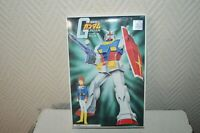 FIGURINE MAQUETTE GUNDAM  RX - 78 BANDAI MOBILE SUIT N°4 M.S NORMAL TYPE