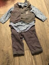 baby boy outfit 6-9 months