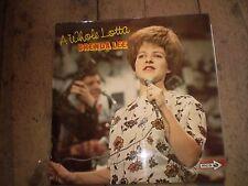 A Whole Lotta Brenda Lee Vinyl LP,Album.1967 Stereo original.Good condition