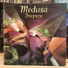 [ROCK/POP]~EXC LP~TRAPEZE~Medusa~{Original 1970~THRESHOLD~Issue]~w/PROMO INSERTS
