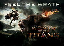Wrath Of The Titans Movie Poster 24x36