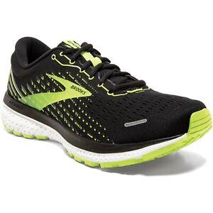 Laufschuh BROOKS® Ghost 13, Herren, DNA Loft Dämpfung, Running, schwarz gelb