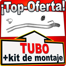 Tubo Trasero FORD FOCUS & C-MAX 1.6 TI-VCT 1.4 1.6 1.8 2.0 03-11 Escape TTM