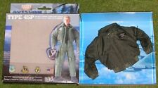 Blue Box Bbi 1/6 escala nos Aviador Tipo 45P Chaqueta de vuelo para figuras DRAGON DID