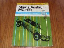 Pearson's Illustrated  Morris Austin MG 1100 Pb Book