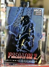 NECA Predator 2 Ultimate City Demon SDCC 2020 Convention Exclusive IT LIGHTS UP!