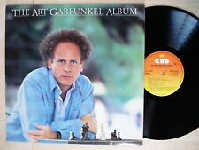 The Art Garfunkel Album UK LP I Only Have Eyes For You Bright Eyes CBS 1984 EX