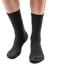 EDZ Pantalon imperméable moto chaussettes avec mérinos Revêtement taille EU 5-6