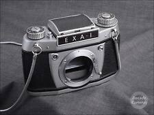 5136 - Exa I  film camera body with Waist Lever Viewfinder