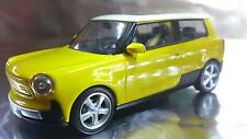 * Herpa 070638 The New Shape Trabant NT, Colza Yellow Scale 1:43