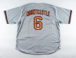 Ryan Mountcastle Signed Orioles Gray Road Jersey (JSA COA) Baltimore #1 Prospect