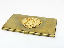 Business Card Holder Russian Double Headed Eagle