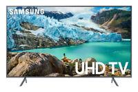 "Samsung 55"" Class 4K (2160P) Smart LED TV (UN55RU7200FXZA)"