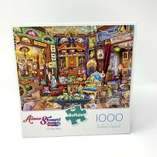 NEW Buffalo Aimee Stewart Curiosity Shop 1000 Piece Puzzle Sealed