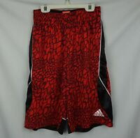 Adidas Mens M Athletic Shorts ND Notre Dame Stretch Waist Basketball Logo