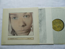 Martin HALL Relief ORIG LP + BOOKLET SAM Records (1985) New Wave Synth - MINT