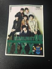 Kpop Vixx Fanmade Sticker Set Of 1 Onesided