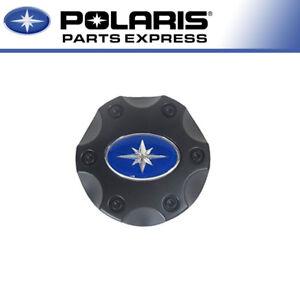 "NEW POLARIS CENTER CAP FOR 14"" WHEELS RZR RANGER SPORTSMAN GENERAL 1521509-521"