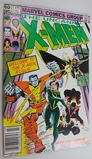 Uncanny X-Men #171 Rogue Joins Walt Simonson Vf