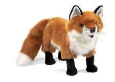 Folkmanis Puppets Play Pretend Fun Animal Puppets (Red Fox)