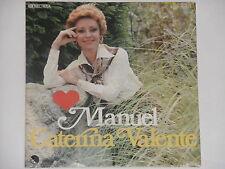 """CATERINA VALENTE -Manuel- 7"""" 45"""