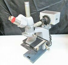 Reichert Trinocular Microscope Flourescence Metavar? Mcbain Instruments