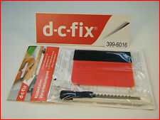 DC FIX Application Kit Tool Vinyl Squeegee and Knife Self Adhesive Wrapping