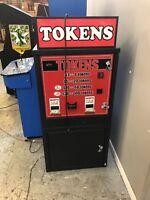 American Changer Ac-6001 token dispenser Arcade Game