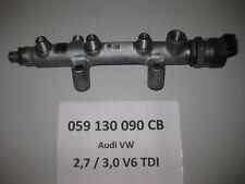 Audi Q5 8R Q7 A5 3,0 TDI Conduite de pression Distributeur de carburant