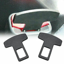 New 1PC Car Accessories Safety Seat Belt Buckle Alarm Stopper Eliminator Clip