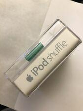 2nd Generation Genuine Apple iPod Shuffle 1Gb Green A1204 Mb815Ll/A-