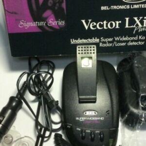 Beltronics- Bel Vector LXiplus model S90i radar detector