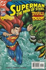 SUPERMAN THE MAN OF STEEL #106 NOV 2000  DC COMIC BOOK