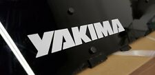 Yakima Logo Sticker Wind Deflector Snow Board Car Carrier Roof Rack Vinyl Decal