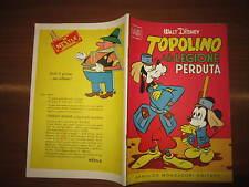 WALT DISNEY ALBO D'ORO N°12 TOPOLINO E LA LEGIONE PERDUTA 27-3-1955