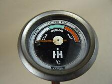 Temperaturanzeige von VDO Fernthermometer von IHC Mc Cormick D 324 Traktor