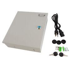 HOT 9CH DC 12V 5A Power Supply Distribution Box for Surveillance CCTV Camera