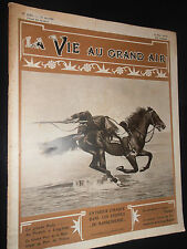 la vie au grand air 1904  CYCLISME - MOTOCYCLETTES - HIPPIQUES