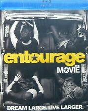 ENTOURAGE The MOVIE (Blu-ray, 2015, WS) Kevin Connolly, Kevin Dillon