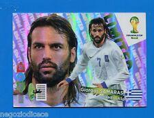 # ADRENALYN XL BRASIL 2014 LIMITED EDITION - Figurina-Sticker - G. SAMARAS