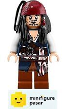 poc035 Lego Pirates Of the Caribbean 71042 - Captain Jack Sparrow Minifigure New