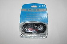 Dynex DX-AD104 6' Mini-to-RCA Stereo Audio Cable