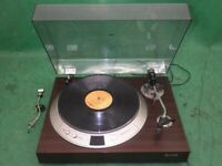 Denon DP-1200 DP1200 Record Audio Player Turntable working Vintage collection
