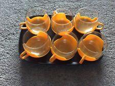 Tasse à café ou thé année 70 retro