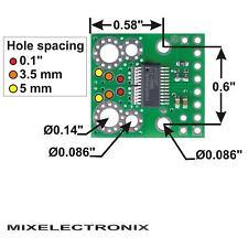 ACS709 Carrier Current Sensor -75A to +75A for Tinycontrol GSM Lan Controler