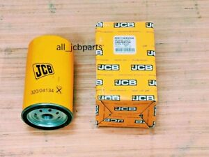 GENUINE JCB PARTS - ENGINE OIL FILTER (PART NO. 320/04133 320/04134)
