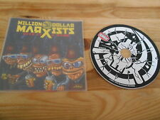 CD Punk Million Dollar Marxists - Give It A Name (14 Song) GEARHEAD cut-out