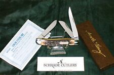 Schrade 897UH Knife USA Made Uncle Henry Classic NOS W/Packaging,Paperwork Rare