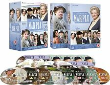 The Complete Agatha Christie's Miss Marple DVD ITV TV Series Collection New