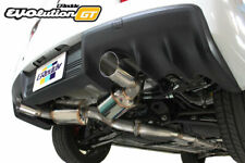 "Greddy Evolution GT 3"" Cat-Back Dual Exhaust for 08-15 Lancer EVO X"